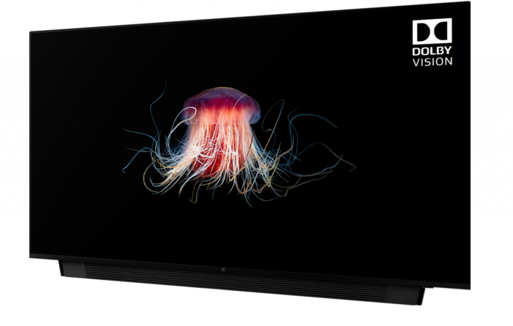 Dolby ATMOS  + DOLBY VISION on OnePlus TV