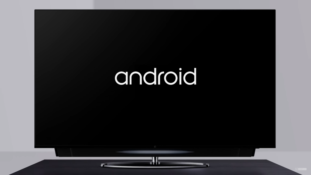 OnePlus TV with android