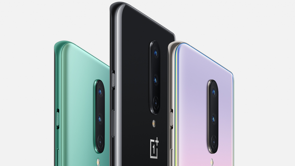 OnePlus 8 color oprion