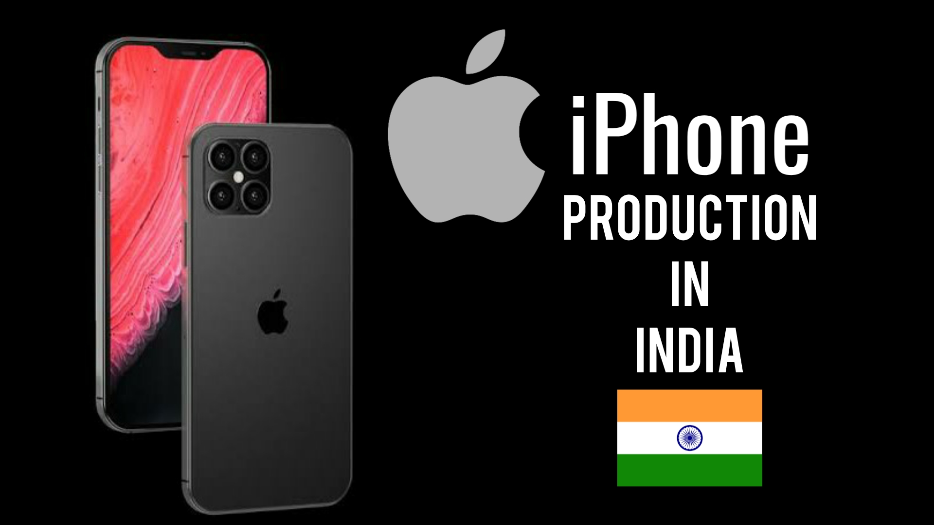 iPhone Production in India