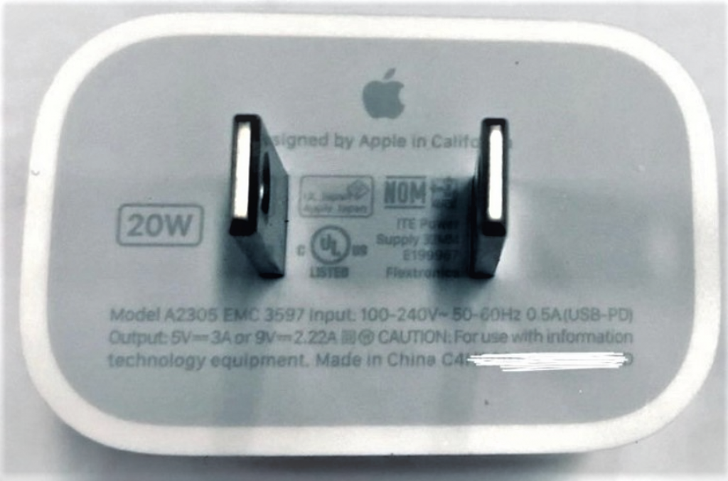 iphone 12 fast charger