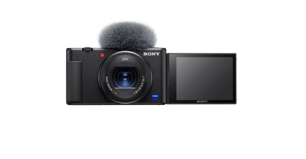 Sony ZV-1 vlogging camera