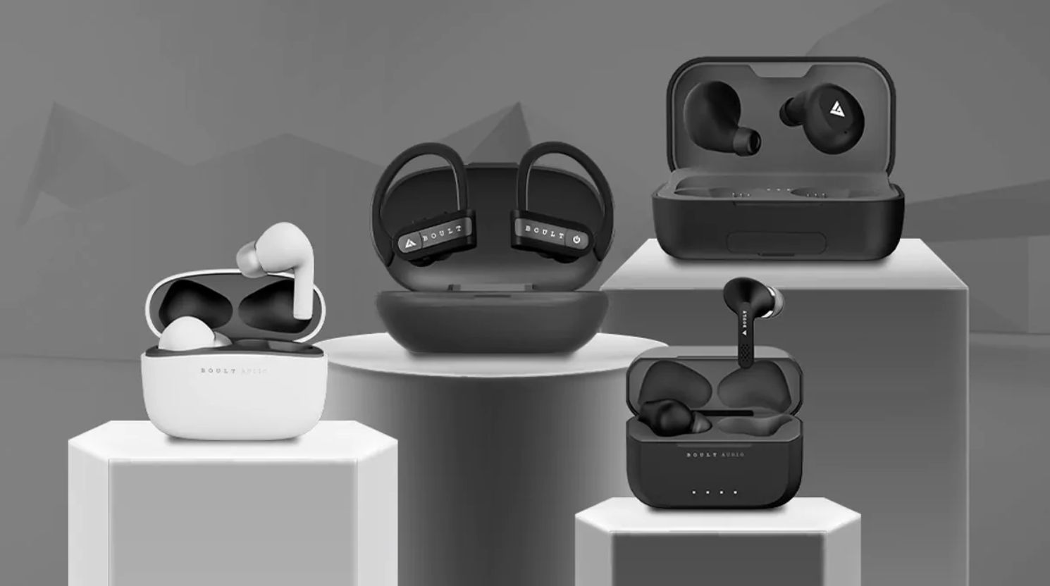 Boult TWS Earbuds