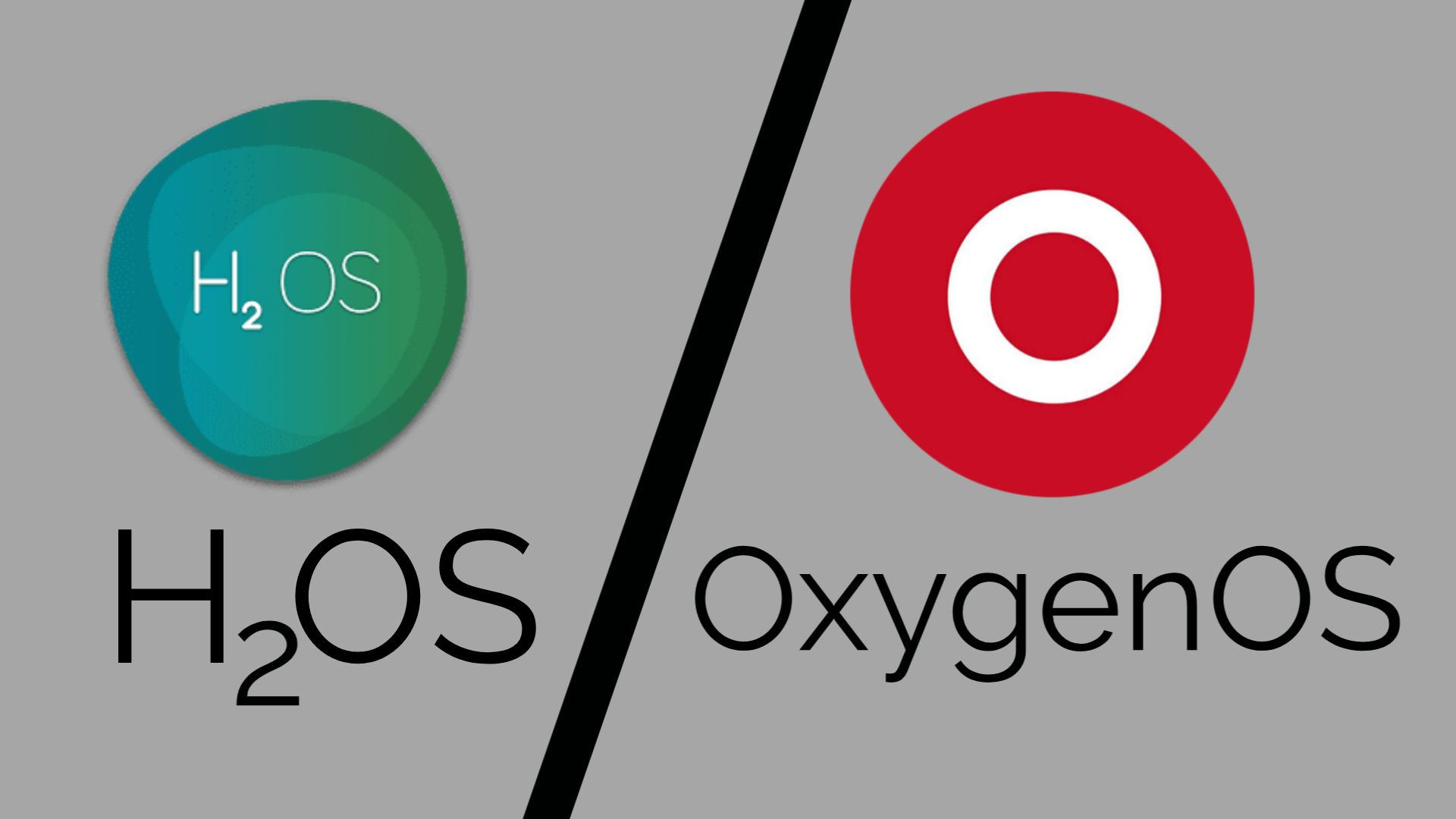 OnePlus HydrogenOS and OxygenOS