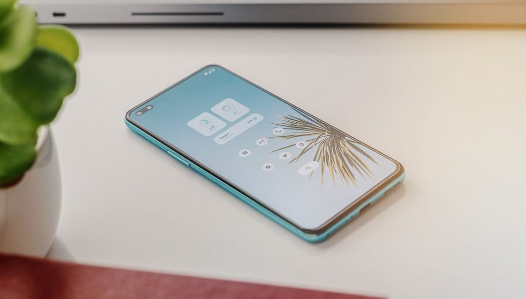 OnePlus Nord Lite display