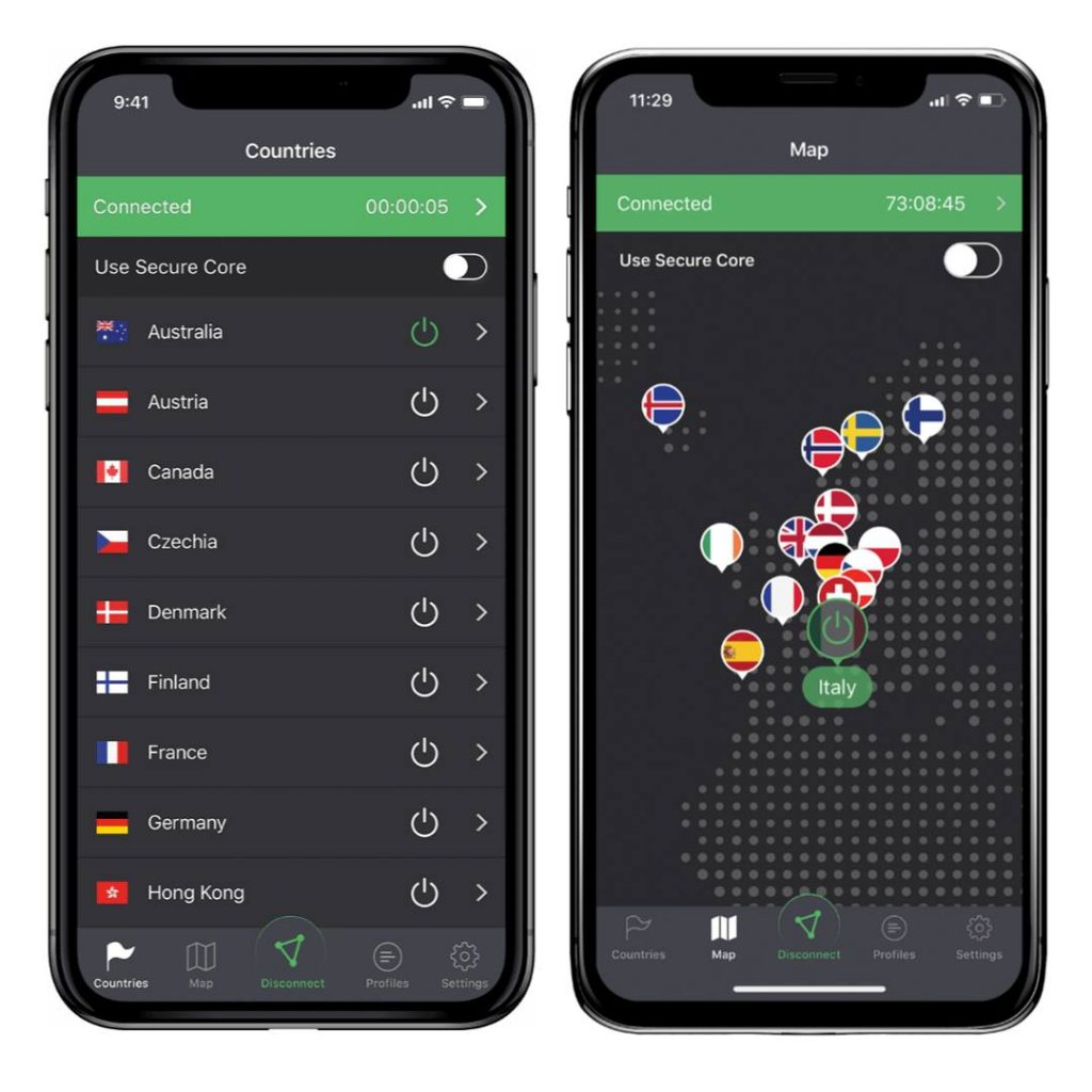 top 5 vpn services 2020