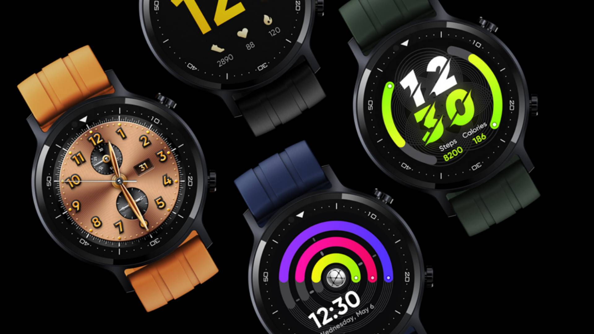 Realme Watch S Specifications