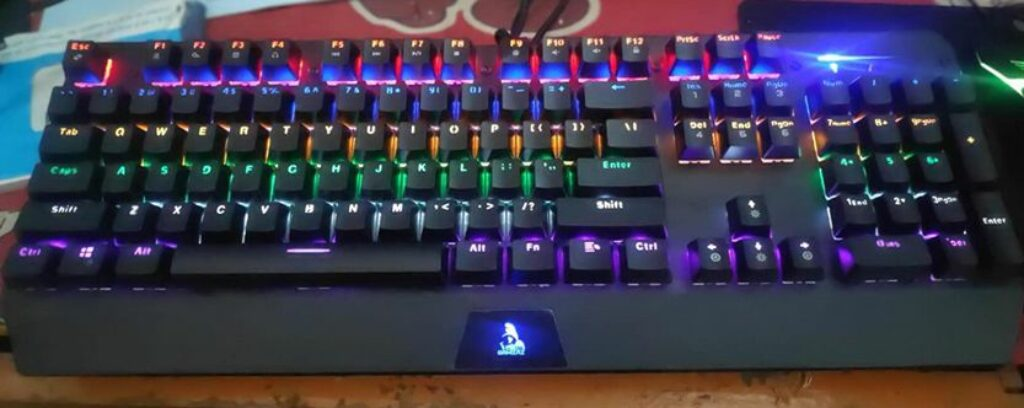 TAG GAMERZ Gaming Keyboard