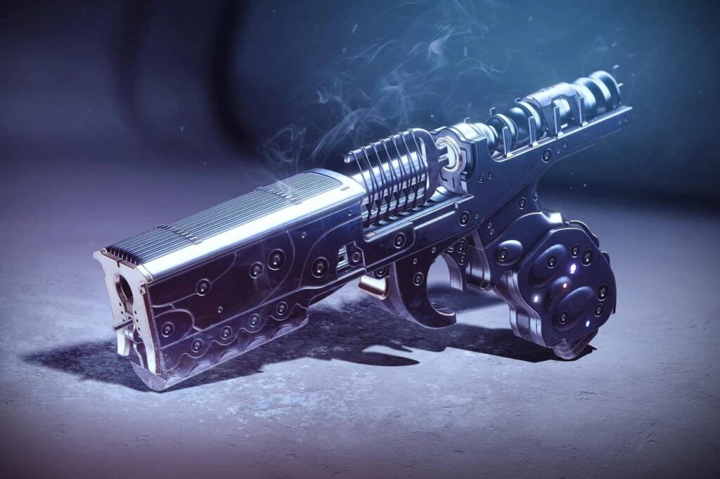 Destiny 2 Season Of The Splicer New Exotic Weapons